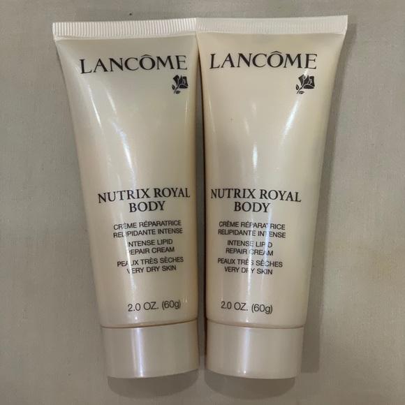 Lancome Other - BRAND NEW Lancôme NUTRIX ROYAL BODY